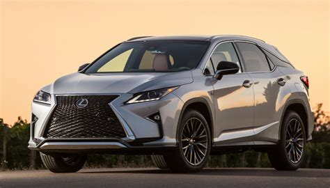 First Spin 2016 Lexus Rx 350 & Rx 450h Hybrid  The Daily