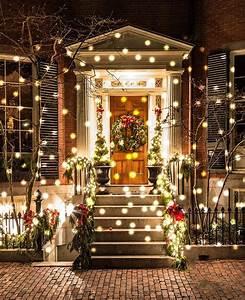 Quiet, Corner, Outdoor, Christmas, Yard, Decorating, Ideas