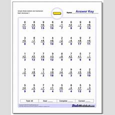 488 Subtraction Worksheets For You To Print Right Now