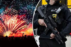 New Year's terror: Fears grow of attack as armed police ...