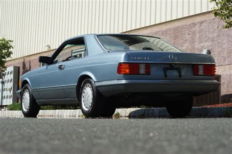 old car owners manuals 1988 mercedes benz s class transmission control 1988 mercedes benz 560sec base coupe 2 door 5 6l rare color one owner for sale mercedes