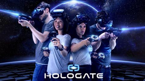 Hologate Præsenterer Vr Multiplayer Platform På Gamescom