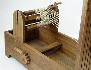 Contemporary Makers  Tape Loom By Curt Hoagland