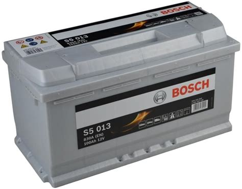 Lade Auto Osram by Bosch High Performance S5 013 Battery