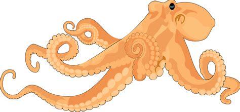 Paul The Octopus Clipart Vector Clip Art Online Royalty