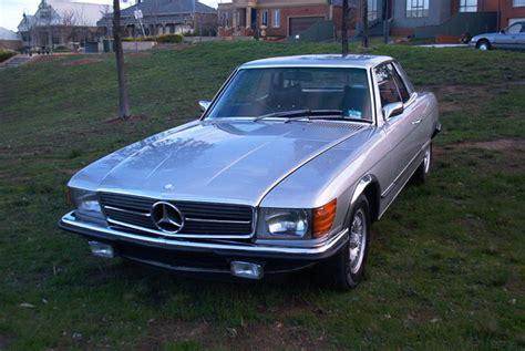 Modifikasi Mercedes Sl Class by 75slc 1975 Mercedes Sl Class Specs Photos