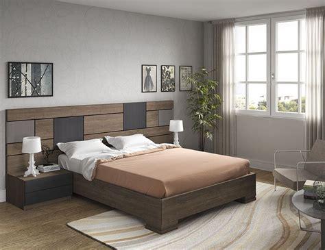 Dormitorio Matrimonio Moderno C02ms10  Papel Pintado