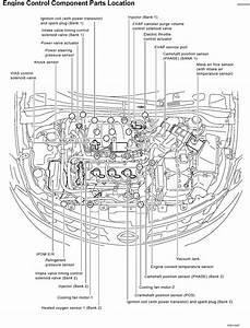 Idel Sensor Nissan Murano Engine