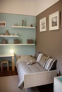 Idée Peinture Chambre Adulte : decoration interieur chambre a coucher ~ Preciouscoupons.com Idées de Décoration