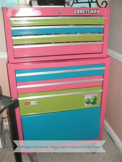 repurposed furniture ideas repurposed tool chest for jewelry upcycled furniture and ideas
