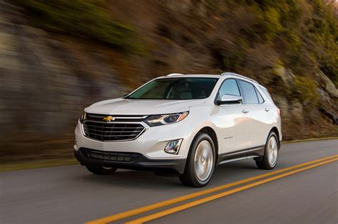 chevy vehicles 2018 2018 chevrolet equinox first drive review automobile