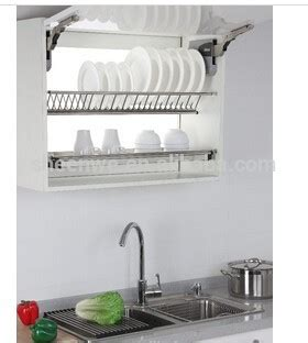 kitchen cabinet design plate rack wdj160 guangzhou kitchen cabinet stainless steel plate