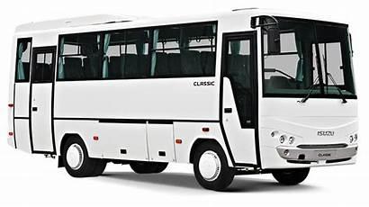Classic Isuzu Euro Bus Eco Tr