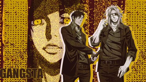 Gangsta Anime Wallpaper Hd - gangsta hd wallpaper background image 1920x1080 id