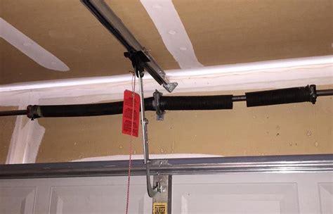 Garage Door Springs Ratings by Should I Replace One Garage Door Or Two