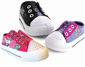 Girls Kids Light Weight Sneakers Casual Tennis Shoes ...