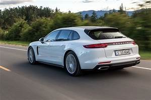 Porsche 4 Places : essai porsche panamera sport turismo notre avis sur le break porsche l 39 argus ~ Medecine-chirurgie-esthetiques.com Avis de Voitures