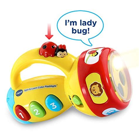 vtech spin and learn color flashlight vtech spin and learn color flashlight buy in uae