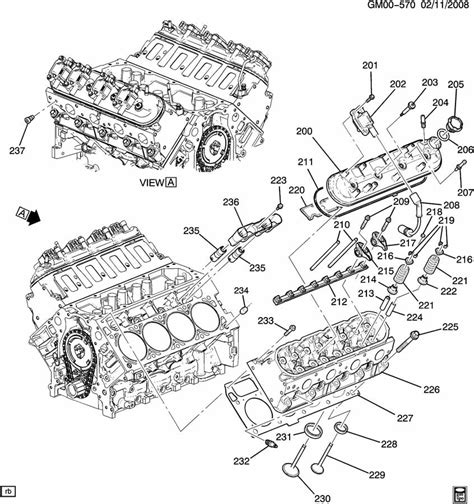 Engine Asm Part Cylinder Head Related Parts