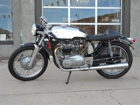 motors retro 187 1962 triton vintage cafe racer motorcycle sold vintage