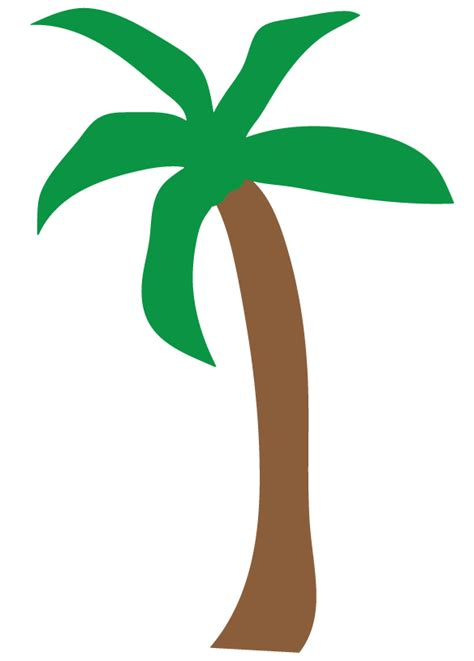 Clipart Palm Tree Free Palm Tree Clipart For You To Use In Craft Projects