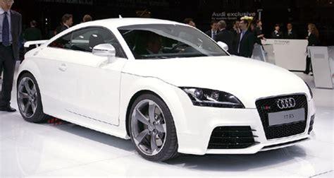 Gambar Mobil Audi Tt Coupe by Harga Mobil Audi Tt Rs Coupe Di Indonesia Baru Bekas