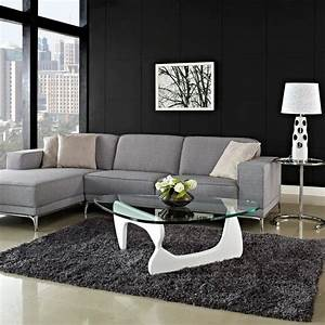 Design Ideas Coffee Table For Modern Living Room White