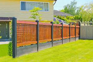 75 Fence Design Idea Backyard Front Yard The Dramatic Fence Designs For Your Front Yard