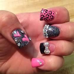 Good cheetah print nail designs best art ideas