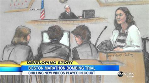 Boston Bombing: Survivors Testify in Dzhokhar Tsarnaev ...