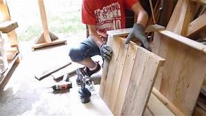 Arbre à Chat Fait Maison : une cabane pour chat en bois de recup youtube ~ Melissatoandfro.com Idées de Décoration