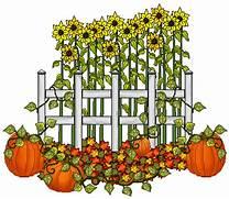Fall Garden Clipart