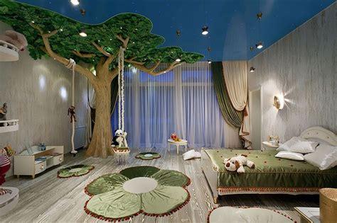 chambre foret des chambres d enfants originales