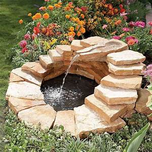 Pond, Fountain, And, Waterfall, Projects, You, Can, Diy