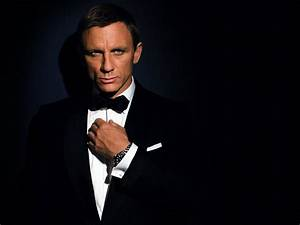 Daniel Craig - James Bond Actors