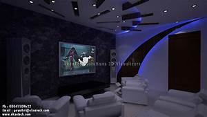 Home Room Design Ideas Fresh On Trend Entertainment Small ...