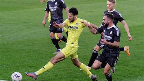 VIDEO Real Madrid vs. Villarreal: resultado, resumen y ...