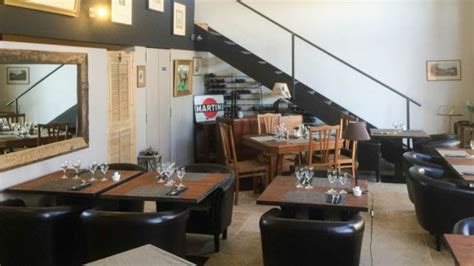 restaurant la table du haras à andiol avis menu