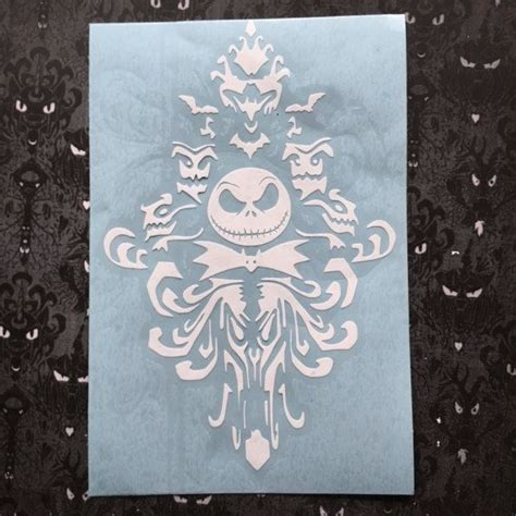 Feel free to send us your own wallpaper and we will consider adding it to appropriate category. Jack Skellington Nightmare Before Christmas Haunted ...