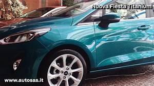 Nuova Ford Fiesta Titanium 2017 Autosas