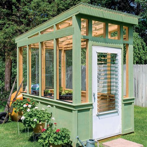 9 diy indoor greenhouses you can easily make. Black & Decker the Complete Guide to DIY Greenhouses ...