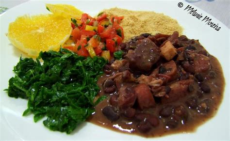 cuisine bresilienne recettes recette la vraie feijoada brésilienne 750g