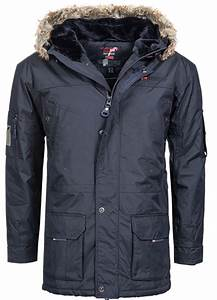 Herren Parka Winterparka HerrenGeographical Winter Norway mN08nw