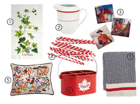 Home Decor Canada Online: Seven Canada Day Accessories To Show Off Your National Pride