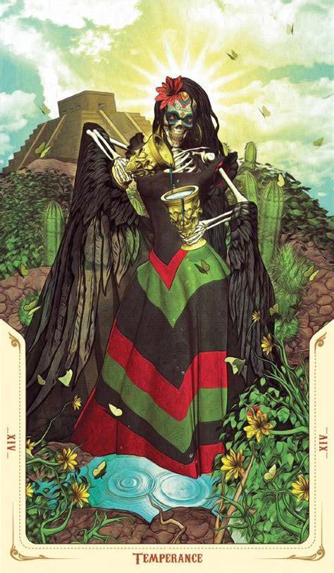 Santa Muerte Tarot Deck: Book of the Dead: Fabio Listrani