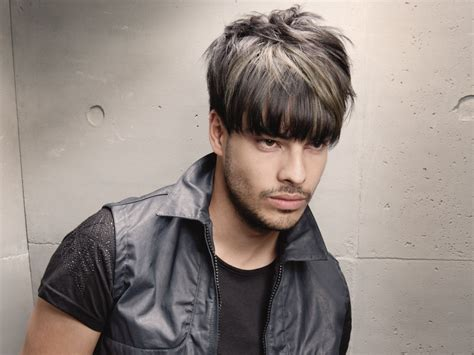 Mens Hairstyles Bowl Cut