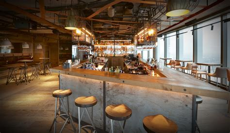 bar bokan wharf london canary restaurant