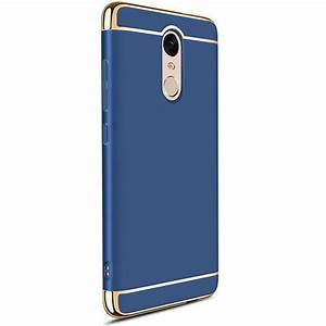 Febelo Back Cover for Mi Redmi Note 4 (Blue, Back Cover