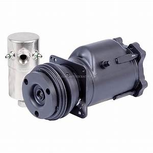 1980 Buick Century A  C Compressor And Components Kit With