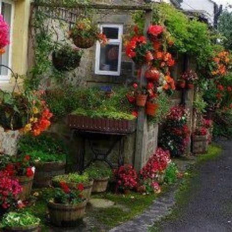 Container Gardening  Garden Inspiration Pinterest